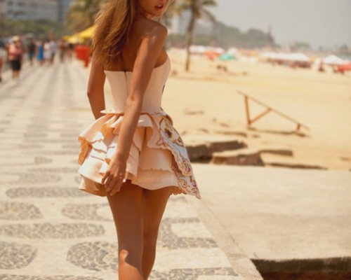 beach-blonde-design-dress-fashion-Favim.com-199045