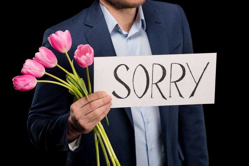 Как извиниться перед девушкой, которую сильно обидел?